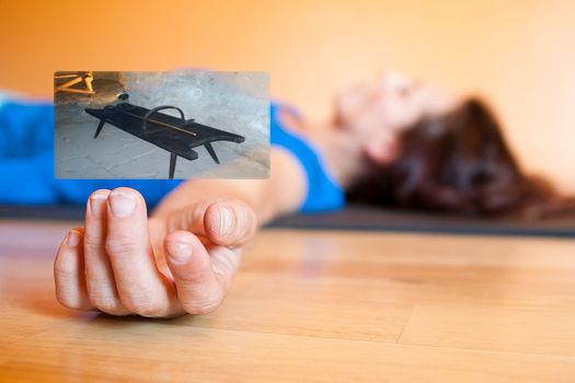 Controversial meditation leads listener through violent scenarios