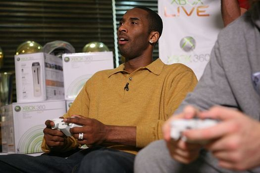 Kobe Bryant will have plenty of time to play video games after tearing his left Achilles tendon.